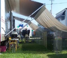 Royal Cabana Rv Awning Sun Screens Rv Shade Solar